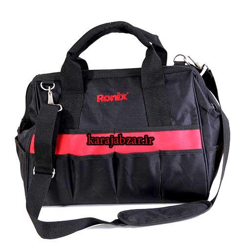 کیف ابزار برزنتی رونیکس مدل9114