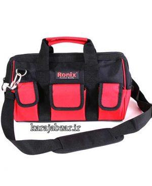 کیف ابزار برزنتی 9112 رونیکس