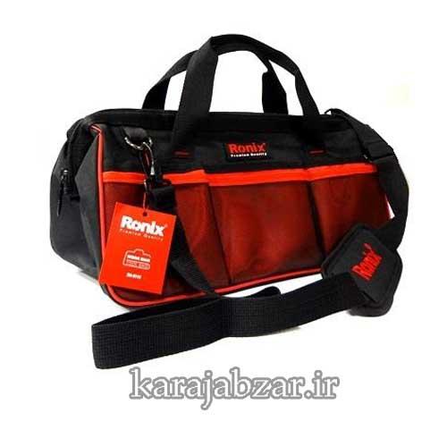 کیف ابزار work man رونیکس 9119