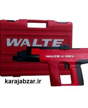 تفنگ میخکوب بتن والتی تایوان مدل PT450V