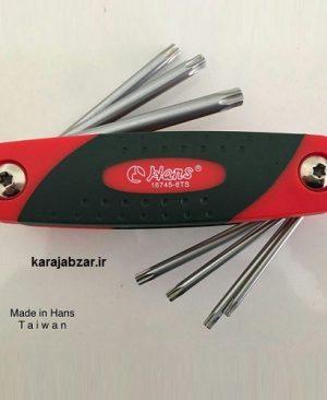 آلن چاقویی ستاره ای هنس تایوان